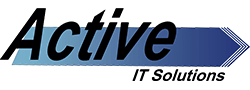 Active IT Solutions Logo